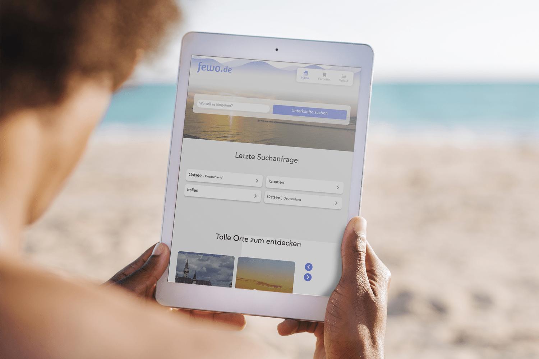 Portal für Ferienwohnungen