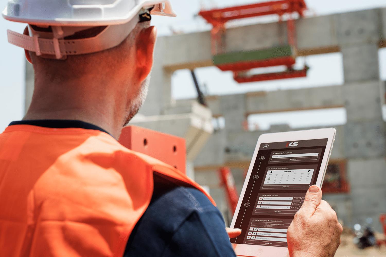 Verwaltungssystem für Bauunternehmen