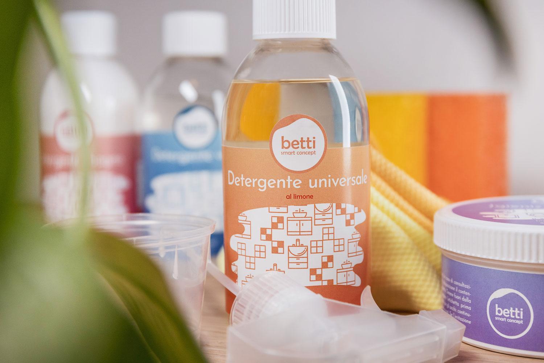 Betti – Il sistema di pulizia smart